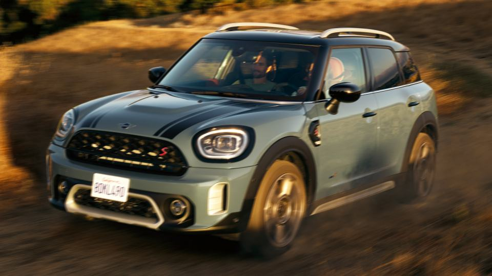MINI ALL4 EXTERIOR STYLING PACK.