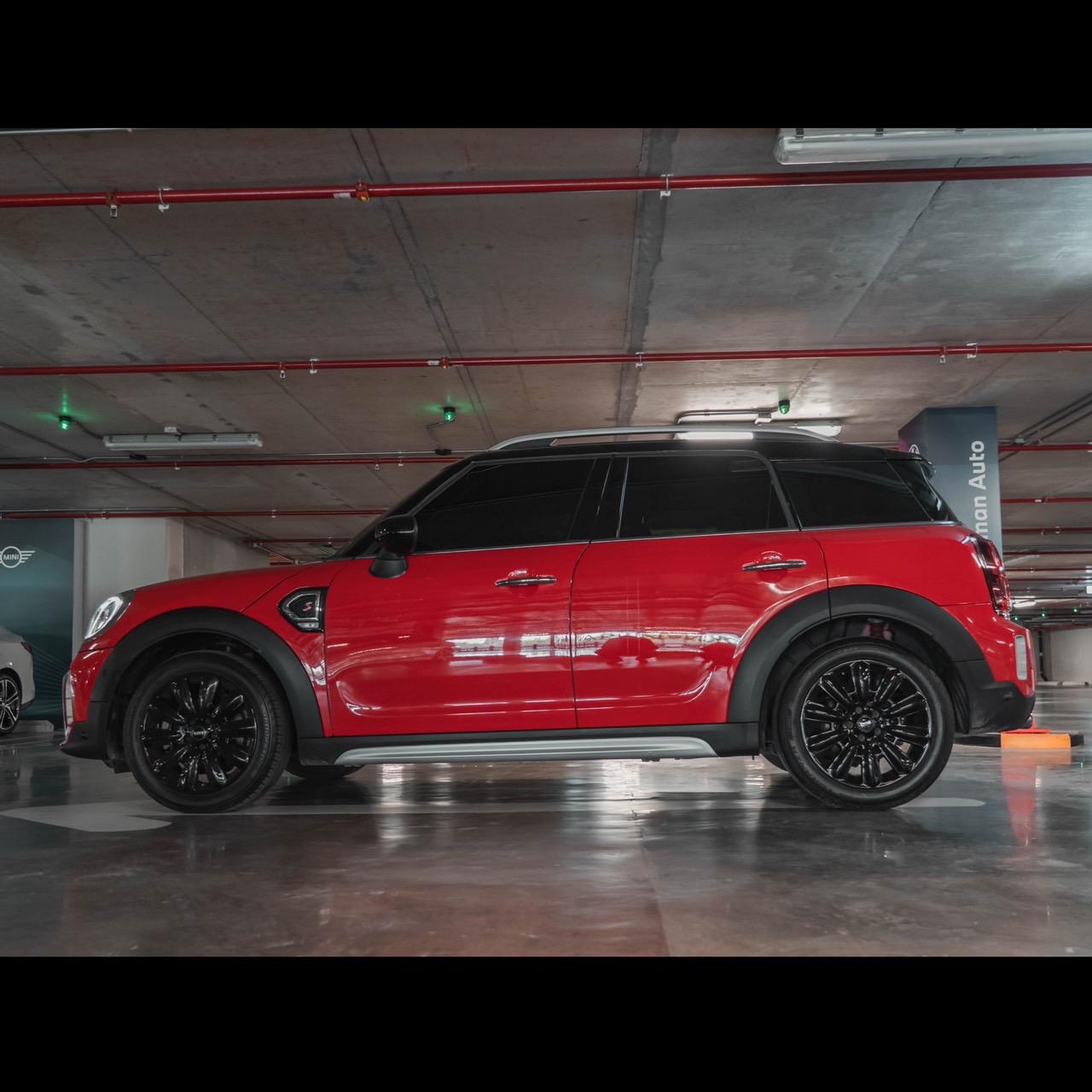 MINI Cooper S Countryman Hightrim (2nd LCI) Chili Red