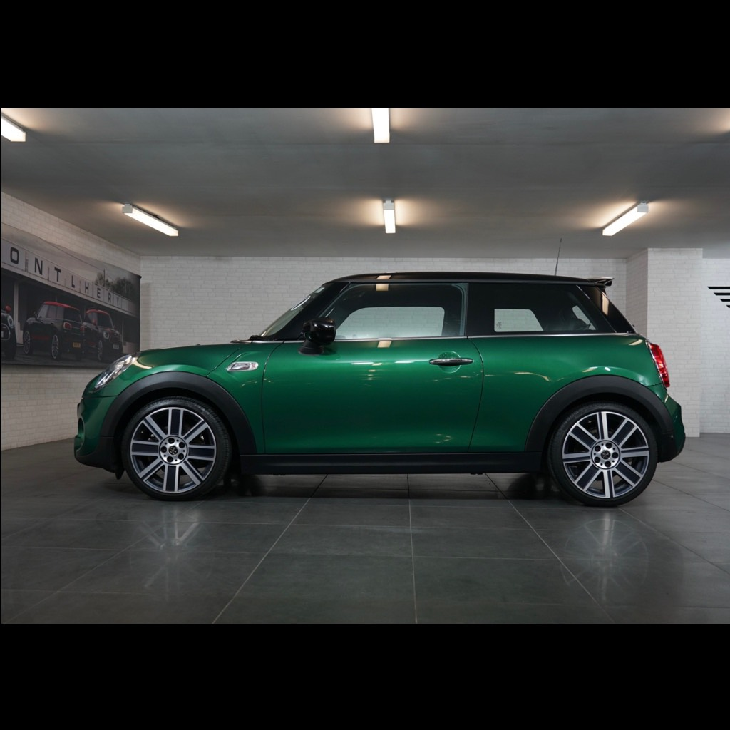 MINI Cooper S Hatch-3door Hightrim