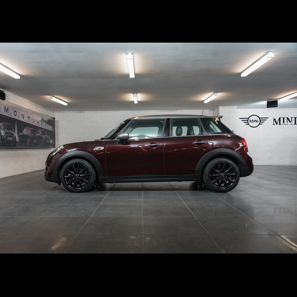 MINI Cooper S Hatch-5door (Oxford Edition)